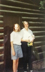 Mom and I, 1993