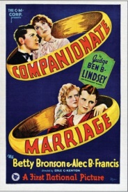 companionate marriage