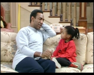 The Cosby Show ran from 1984 and depicted a middle class family.