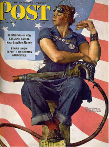Norman-Rockwell-Rosie-the-Riveter